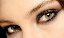 Te quiero como a mis ojos, pero más quiero a mis ojos, porque mis ojos te vieron ...