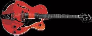 Las guitarras de Martin