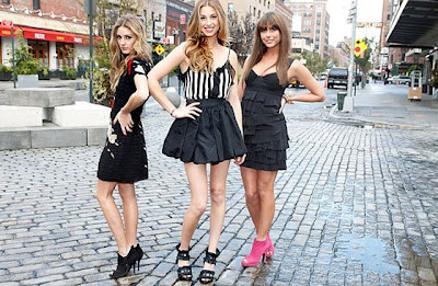 Whitney Port The City