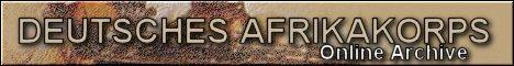 The Deutsches Afrikakorps Online Archive