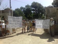 Las Marchas en La Granjilla