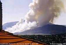 El Incendio de Abantos: 10 años más tarde