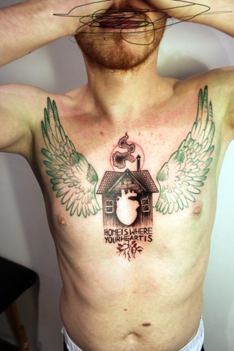some dope tattoos. Posted by Stlth Art at 1:17 PM