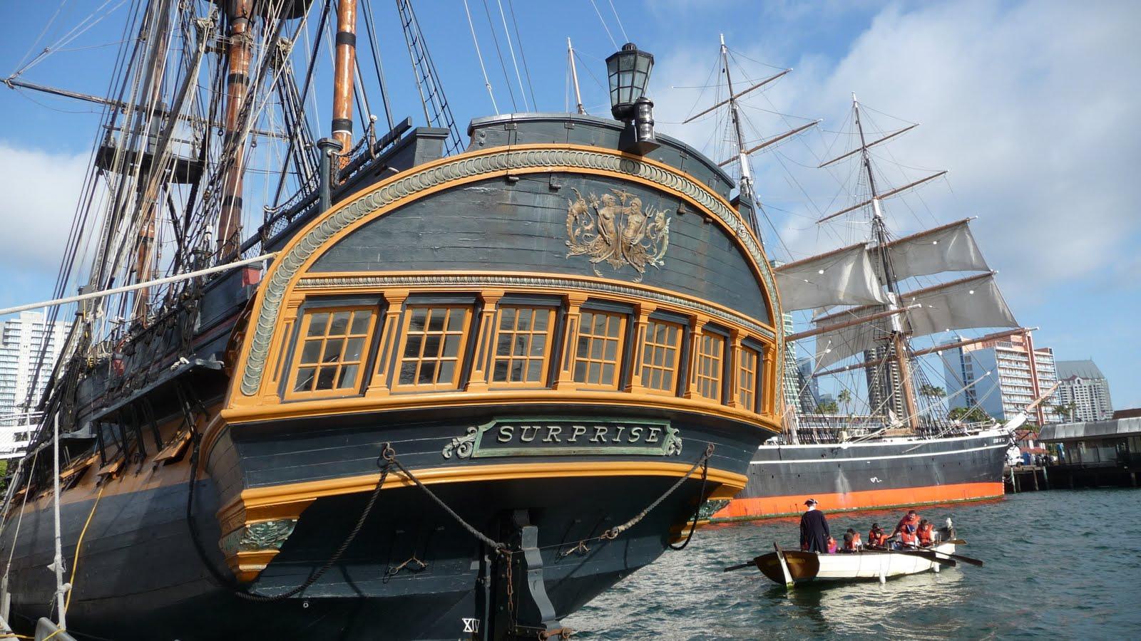 Frigate Sailing Ship O...