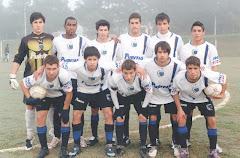 Quinta división - 2010