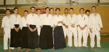 Con el maestro Kitaura