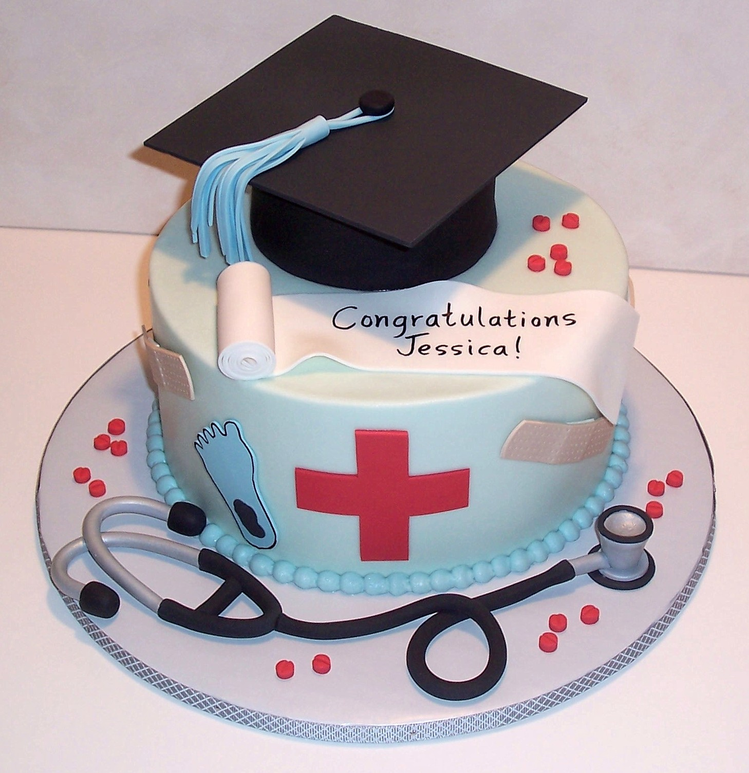 nurse+graduation birthday cakes for male doctors 8 on birthday cakes for male doctors