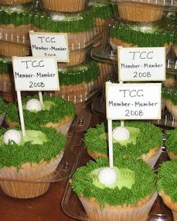 Treyburn Member-Member cupcakes