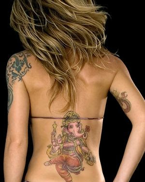Girls Tattoo Designs