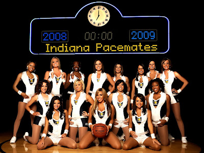 Best Nba Wallpaper: Indiana Pacers Basketball Team