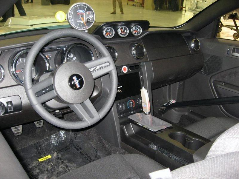 Best Car Sport Wallpapers 2010 Ford Mustang Cobra Jet