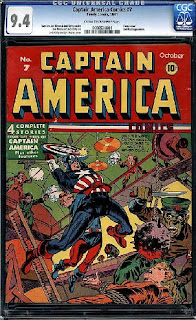 Top 10 revistas em quadrinhos mais caras do mundo Captain-america-