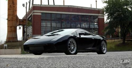 Lamborghini Supercars Lamborghini Gallardo Twin Turbo Race Version