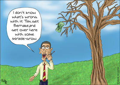 obama money tree