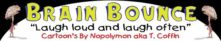 Brain Bounce|Funny Cartoon Humor