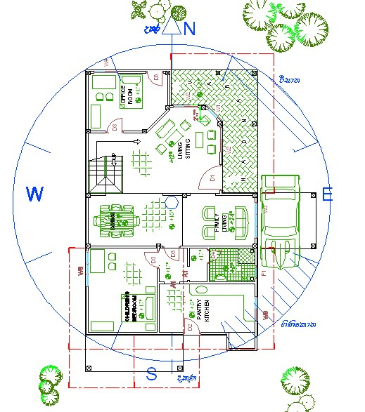 House plans vastu image search results for Home plans according to vastu shastra
