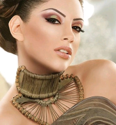 arab makeup eyes. Beautiful Arabic Makeup Photos