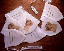 Enkeli runo/kuva viirinauha