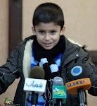 وزارة التربية والتعليم بغزة تمنح طفلاً شهادة الصف الاول وعمره 5 سنوات