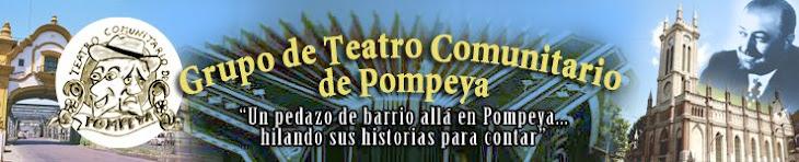 Grupo de Teatro Comunitario de Pompeya