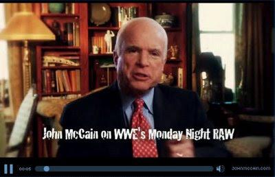 john mccain, wwe, wrestler