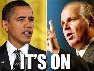 rush limbaugh barack obama fight fail