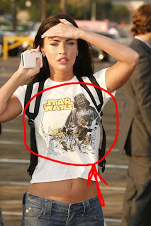 Megan Fox Transformers 3
