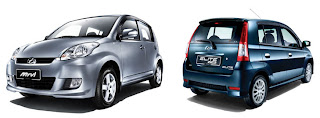 compare with Myvi and Viva