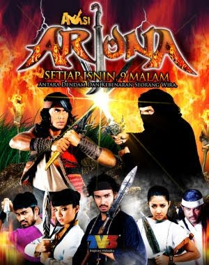 Drama Arjuna TV3 Slot Aksi