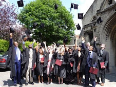 College Graduation, June 2008 -- Redcliffe College, Gloucester, UK
