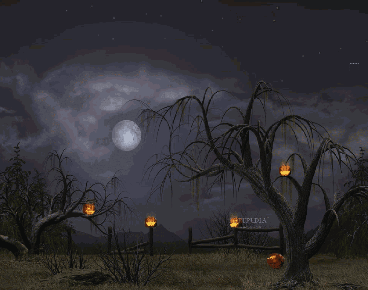 halloween moon wallpaper - photo #26