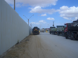 Entrada de camiones de Ayuda Humanitaria