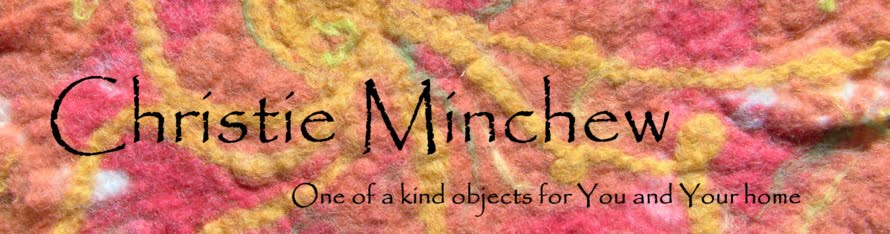 Christie Minchew Fiber Art