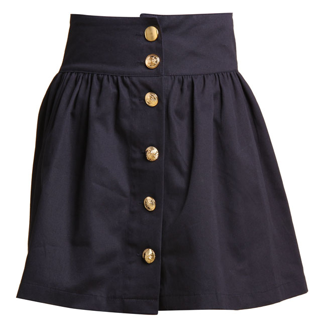 fashion journalist club high waist skirts shorts and