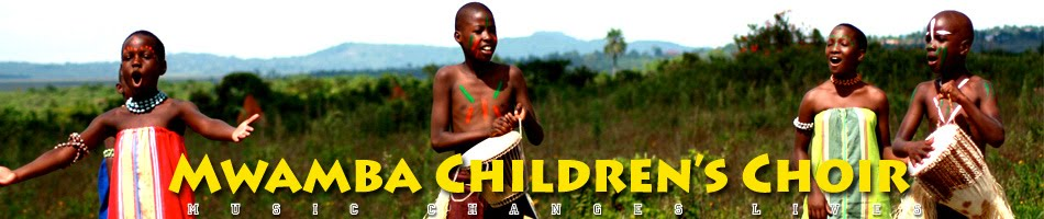 Mwamba Children&#39;s Choir