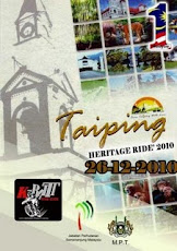 Taiping Heritage Ride 26 Dec 2010
