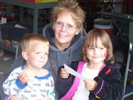 Gramma with Sterling and Lyndy