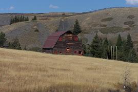 Two Medicine barn