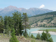 Kootenay River Valley, BC, Canada