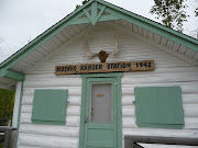 1942 Ranger Station~Grande Cache, AB
