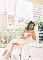 Sexy Sri Lankan Fashion Model