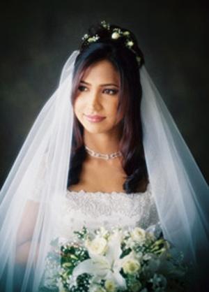 Hairstyle On Saree For Wedding In Sri Lanka