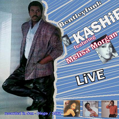KASHIF featuring MELISA MORGAN live at San Diego 1984