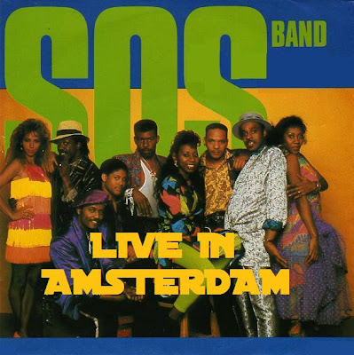 SOS BAND LIVE AT AMSTERDAM / 1986