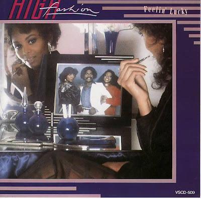 HIGH FASHION * 1982 * FEELIN LUCKY / CD