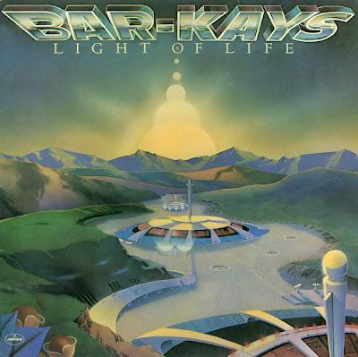 BAR-KAYS 1978 LIGHT OF LIFE