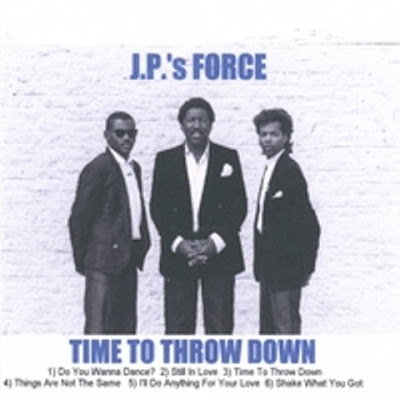 JPS Force Time To Throw Down