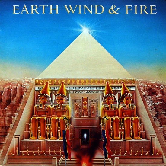 Earth wind and fire we write a song