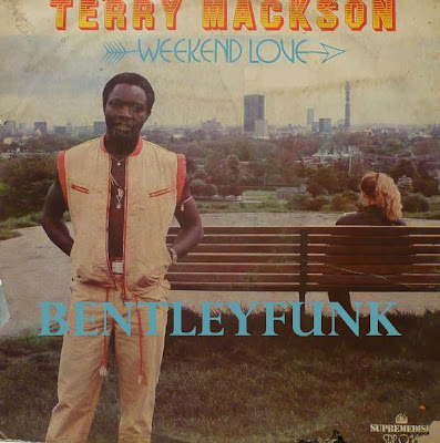 Terry Mackson - Weekend Love  - 1983