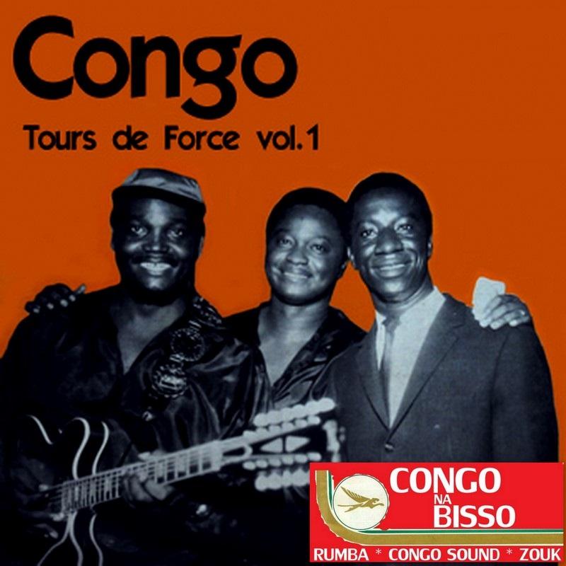 L'Orchestre Conga 68 De Johnny Bokelo L'Orchestre Conga De Johnny B. - Don Pierro - Tosepela Bonnne Annee
